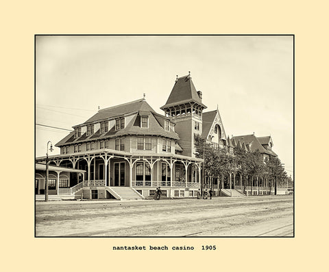 nantasket beach casino  1905