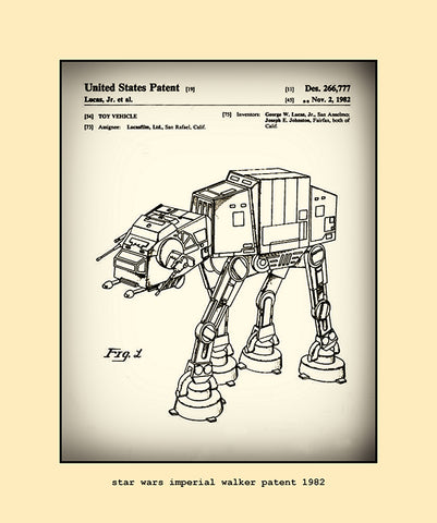 imperial walker patent  1982