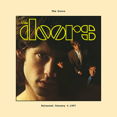 The Doors   album cover  1967