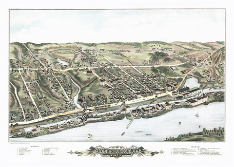 Windsor Locks  1877