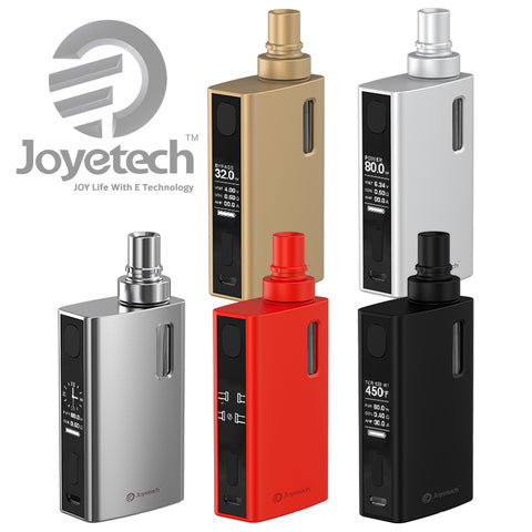 eGrip II All-In-One Starter Kit by Joyetech - The Big Vapeowski - thedudevape - 1