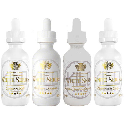 Kilo - White Series 60ml