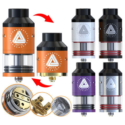 Limitless RDTA Classic Edition by Limitless Mod Co. & iJoy