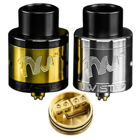 Twisted Messes 24mm RDA TM24