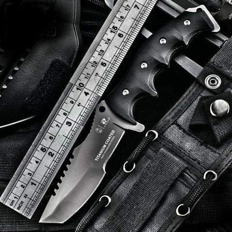 Fixed Blade Heavy Duty Hunting Knife