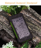Solar Panel Charger Waterproof and Rugged