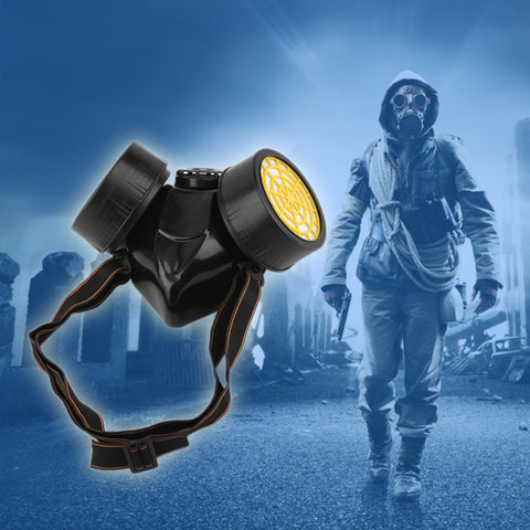 RoninPro Gas Mask for Emergency Survival