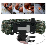 4 in 1 Paracord Survival Tool