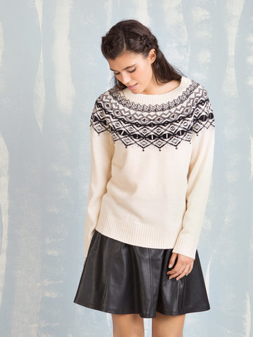 Knit White for Women Deby Debo DEBY DEBO- Here Now