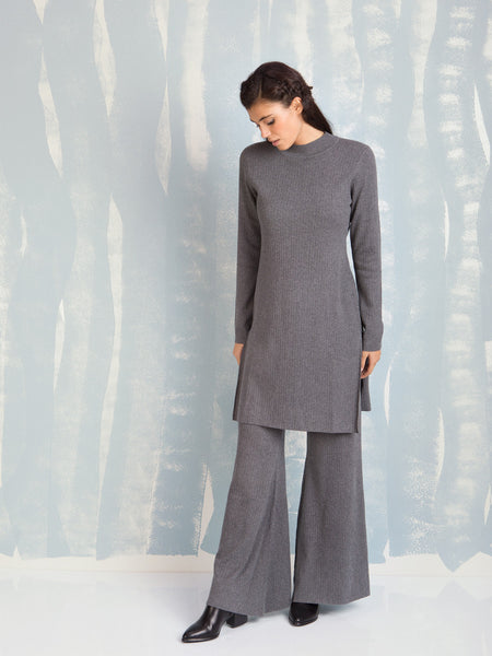 Knit Maxi Grey Deby Debo DEBY DEBO- Here Now