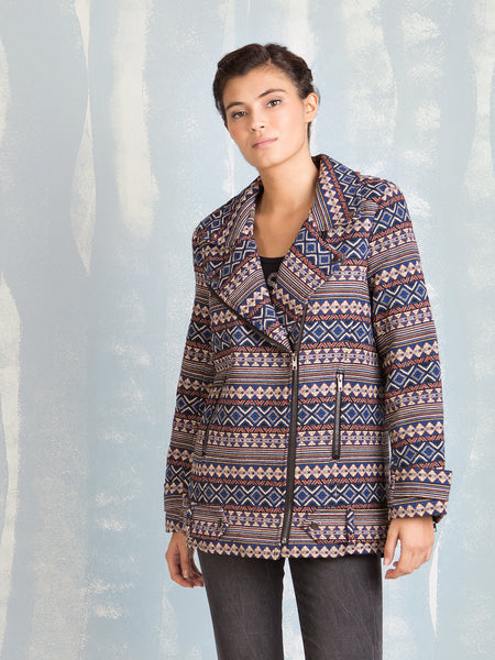 Mafalda and the Colorful Coat for Women Here Now- Here Now