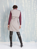 Vest Grey Coquelicot Here Now COQUELICOT- Here Now