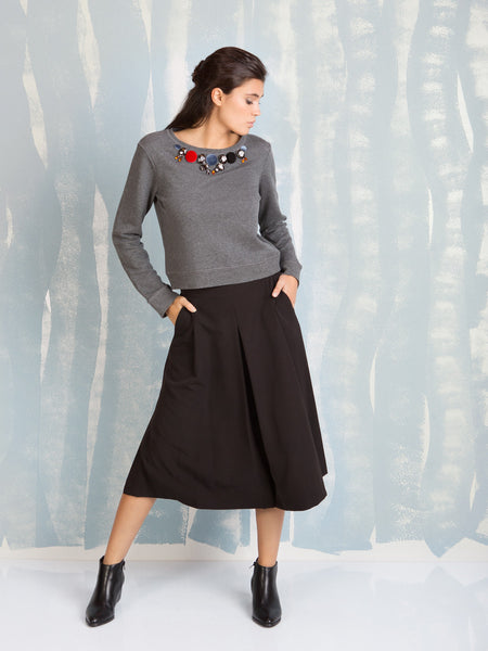 Pants Black Fracomina Online Store Fracomina- Here Now