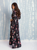 Equipment Major Maxi Silk Dress EQUIPMENT- Here Now