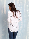 Equipment Reese printed silk shirt EQUIPMENT- Here Now
