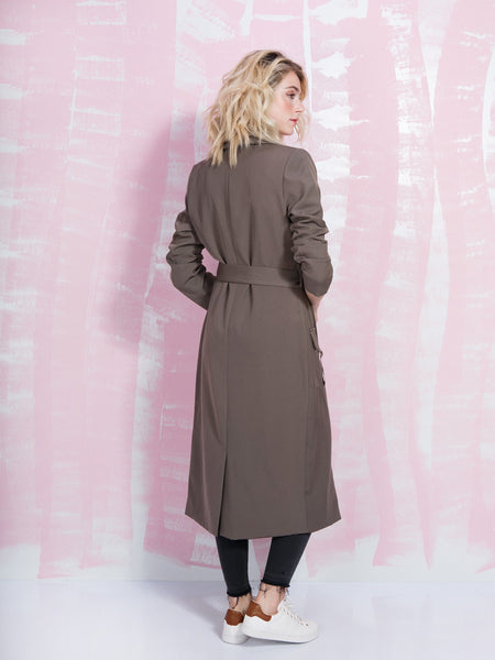 LAVISH ALICE SALE Trench Coat Women Me Khaki LAVISH ALICE- Here Now