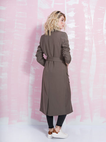LAVISH ALICE Trench Coat Women Me Khaki LAVISH ALICE- Here Now
