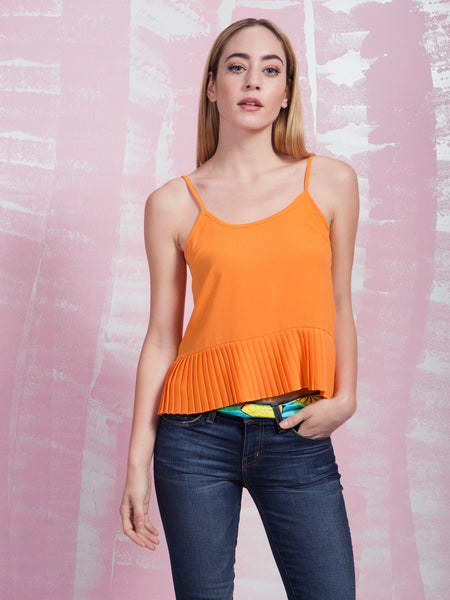 COQUELICOT Simple things in life Top COQUELICOT- Here Now
