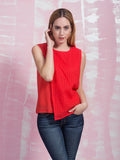 Loving you is Red , top Coquelicot COQUELICOT- Here Now