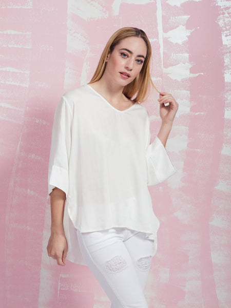 Turn your Magic On Blouse Coquelicot COQUELICOT- Here Now