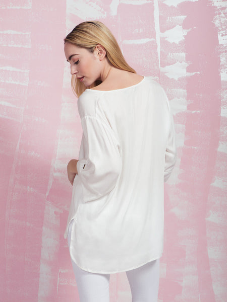 Blouse Turn your Magic On Coquelicot COQUELICOT- Here Now