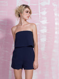 LAVISH ALICE In the Navy Playsuit LAVISH ALICE- Here Now