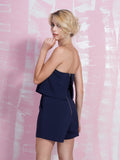LAVISH ALICE SALE In the Navy Playsuit LAVISH ALICE- Here Now