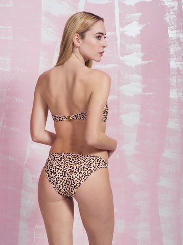 PRETTY ME Calypso Leopard Print Top PRETTY ME- Here Now