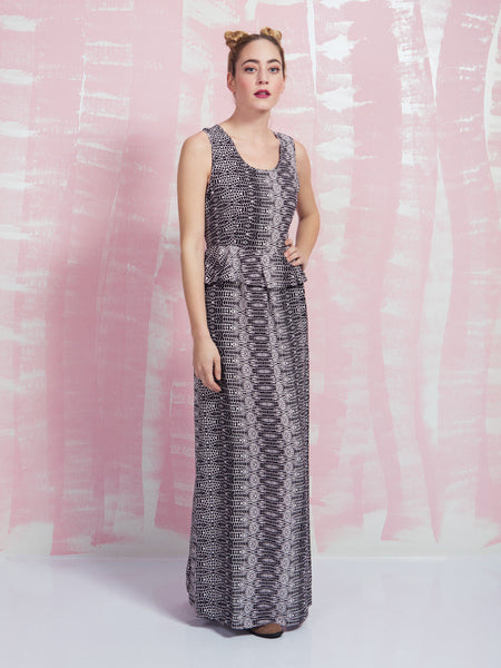 Maxi Dress don't Stress Deby Debo DEBY DEBO- Here Now