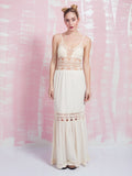 Dress Crochet Maxi Dress Deby Debo DEBY DEBO- Here Now