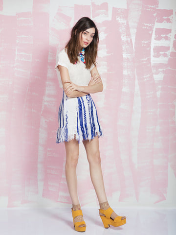 Skirt Like a Braid MAID IN LOVE MAID IN LOVE- Here Now