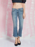 Current/Elliot The cropped flip flop jeans Iconic Pieces CURRENT/ELLIOT- Here Now