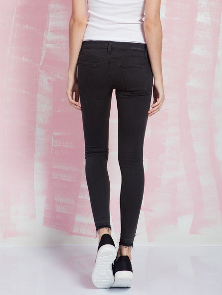CURRENT/ELLIOT The Stiletto Black Jeans Iconic Pieces CURRENT/ELLIOT- Here Now