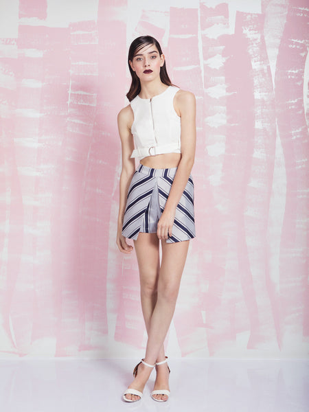 LAVISH ALICE High Wasted Shorts LAVISH ALICE- Here Now