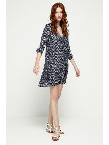 Print Dress Deby Debo DEBY DEBO- Here Now