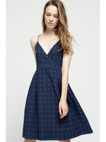 Dress Blue Summer Dress Deby Debo DEBY DEBO- Here Now