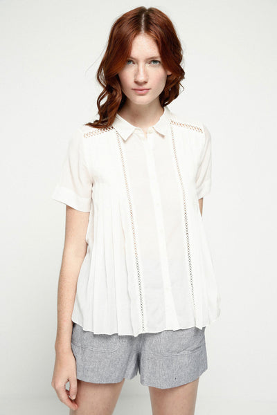 Blouse White Rome Deby Debo DEBY DEBO- Here Now