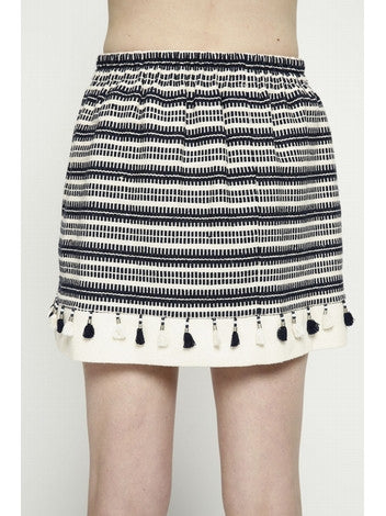 Skirt Pompom Deby Debo DEBY DEBO- Here Now
