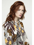 Bomber Jacket Womens Floral DEBY DEBO- Here Now