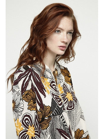 Deby Debo Floral Mania Bomber DEBY DEBO- Here Now