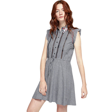 Casual Chic Dress Vicky Deby Debo