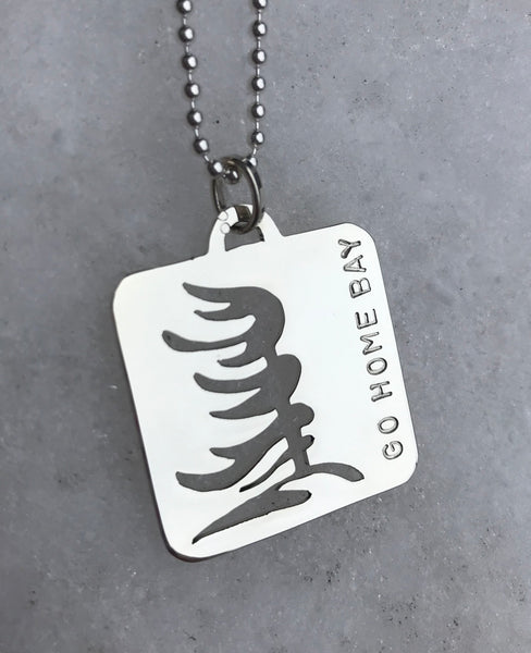 **NEW** WEST WIND PINE TREE pendant