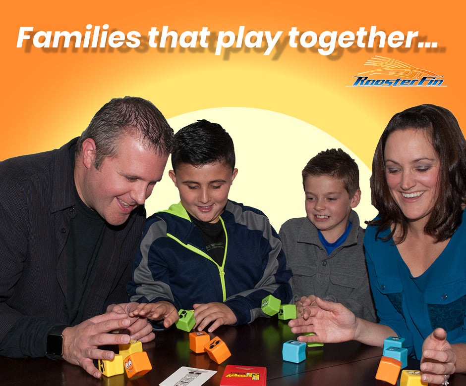 4 Ways to Start a Successful Family Game Night Tradition