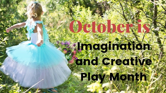 How Can You Encourage Your Child in Imaginative and Creative Play?
