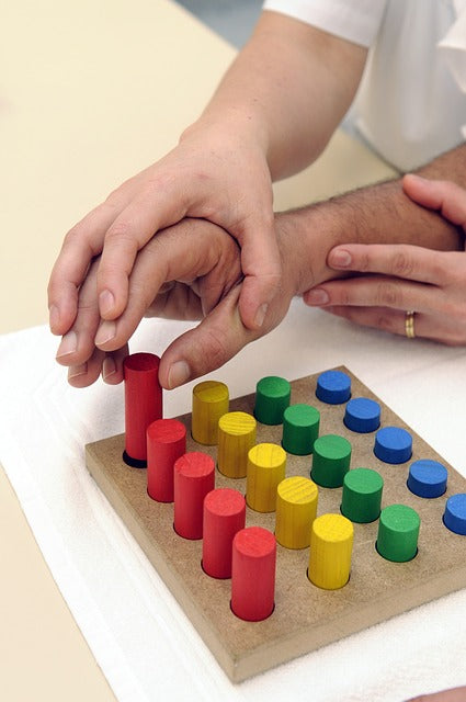 How Games Like Lumpy Cubes Help with Occupational Therapy
