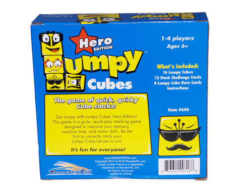 Lumpy Cubes Hero Edition