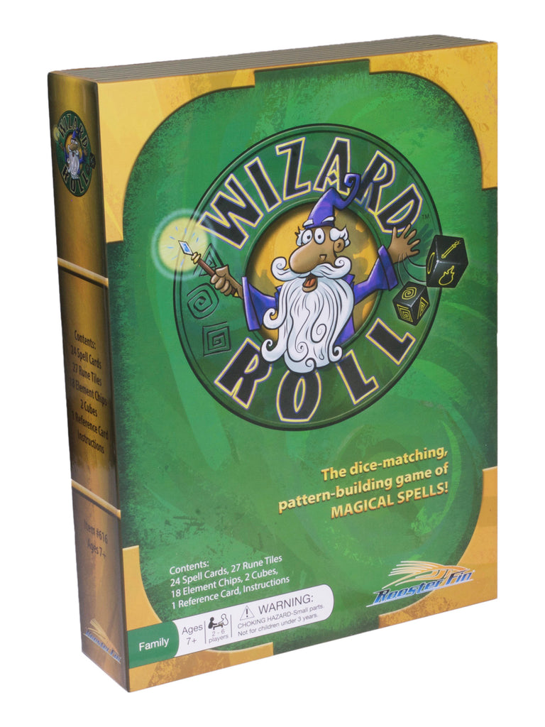 Wizard Roll