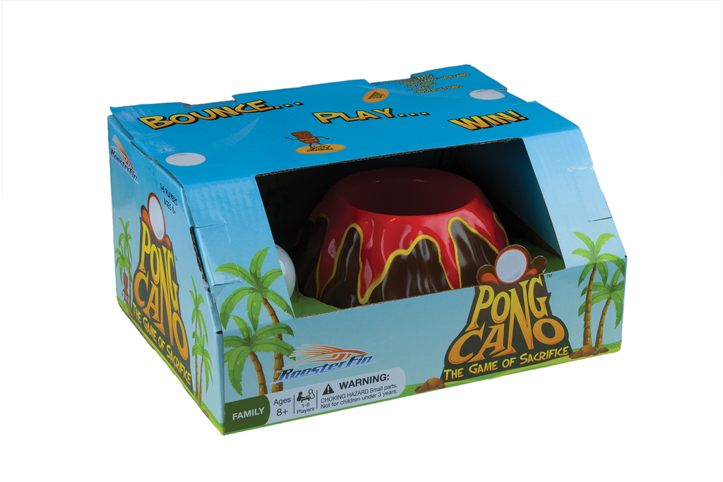 PongCano Game Box Side View