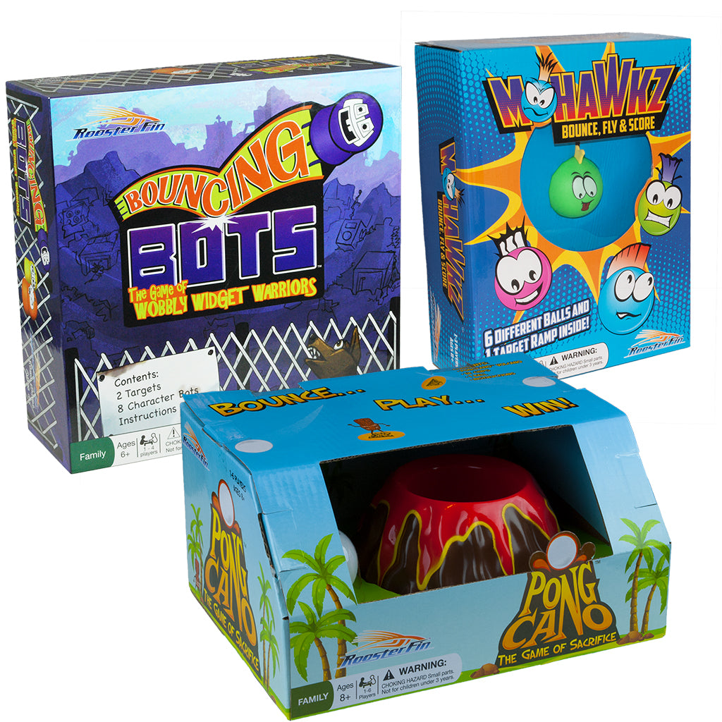 Ultimate Holiday Skill Game Gift Bundle
