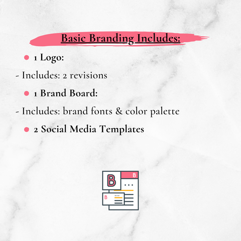Basic Branding Bundle